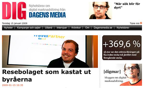 Dagens Media DIG