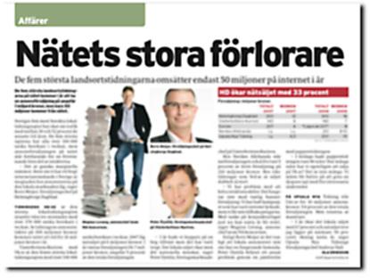 Från Dagens Media nummer 18 2008.